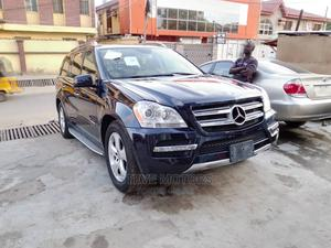 Mercedes-Benz GL Class 2012 Blue   Cars for sale in Lagos State, Isolo