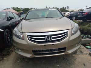 Honda Accord 2008 2.4 EX-L Automatic Gold | Cars for sale in Lagos State, Apapa
