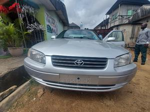 Toyota Camry 2000 Silver | Cars for sale in Rivers State, Port-Harcourt