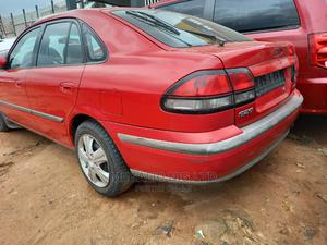 Mazda 626 1997 Red   Cars for sale in Lagos State, Ikeja