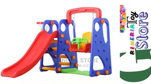 Swing and Slide Kids Play Set   Toys for sale in Lagos State, Ikeja