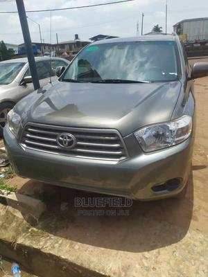 Toyota Highlander 2010 Limited Gray   Cars for sale in Lagos State, Ikeja