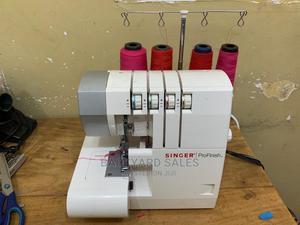 Singer Overlock Machine   Manufacturing Equipment for sale in Lagos State, Ikeja