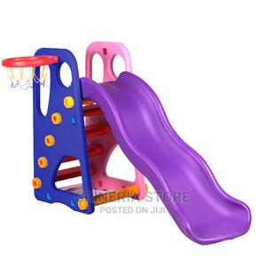 Baby Slide and Basketball   Toys for sale in Lagos State, Ikeja