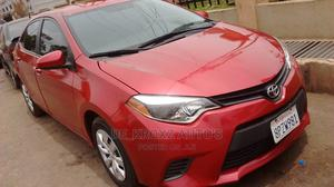 Toyota Corolla 2016 Red | Cars for sale in Lagos State, Ikeja