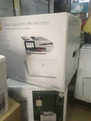 HP Laserjet PRO MFP 479fdn   Printers & Scanners for sale in Lagos State, Ikeja