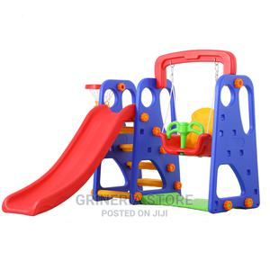 Swing and Slide Set-Basketball Hoop | Toys for sale in Lagos State, Ikeja