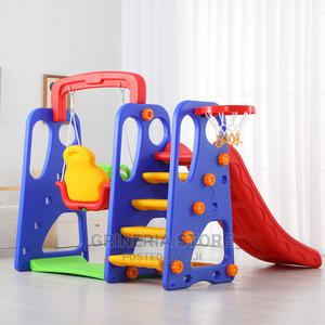 Baby Swing and Slide Set With Basketball   Toys for sale in Lagos State, Ikeja