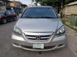 Honda Odyssey 2007 Touring Silver | Cars for sale in Lagos State, Surulere