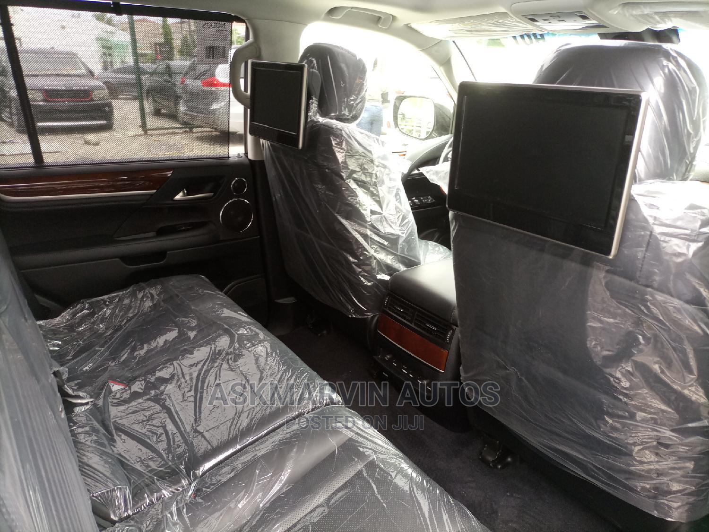 Lexus LX 2017 570 Base Gray | Cars for sale in Lekki, Lagos State, Nigeria