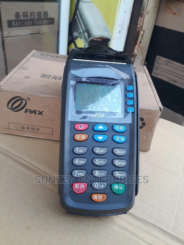 Paxs90 Payment Pos Machine - Not Programed