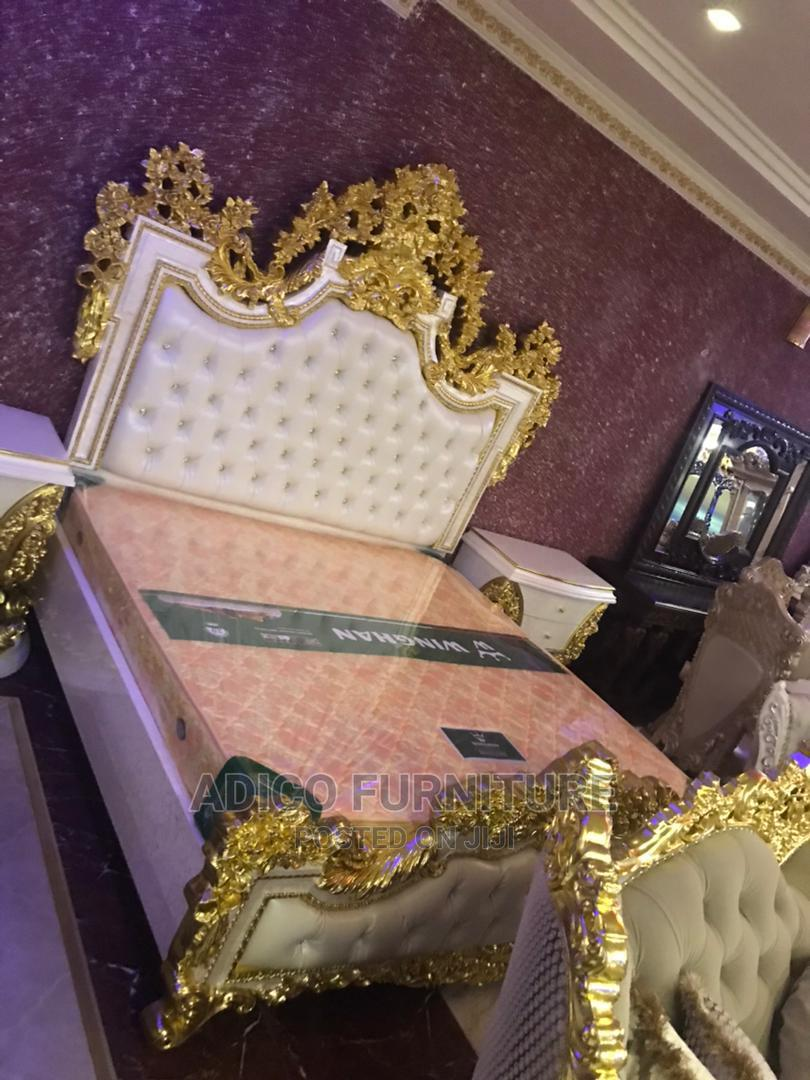 Archive: Imported Royal Bed