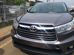 Toyota Highlander 2016 Gray | Cars for sale in Lagos State, Ikeja