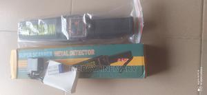 New Super Scanner Handle Metal Detector | Safetywear & Equipment for sale in Lagos State, Ikeja