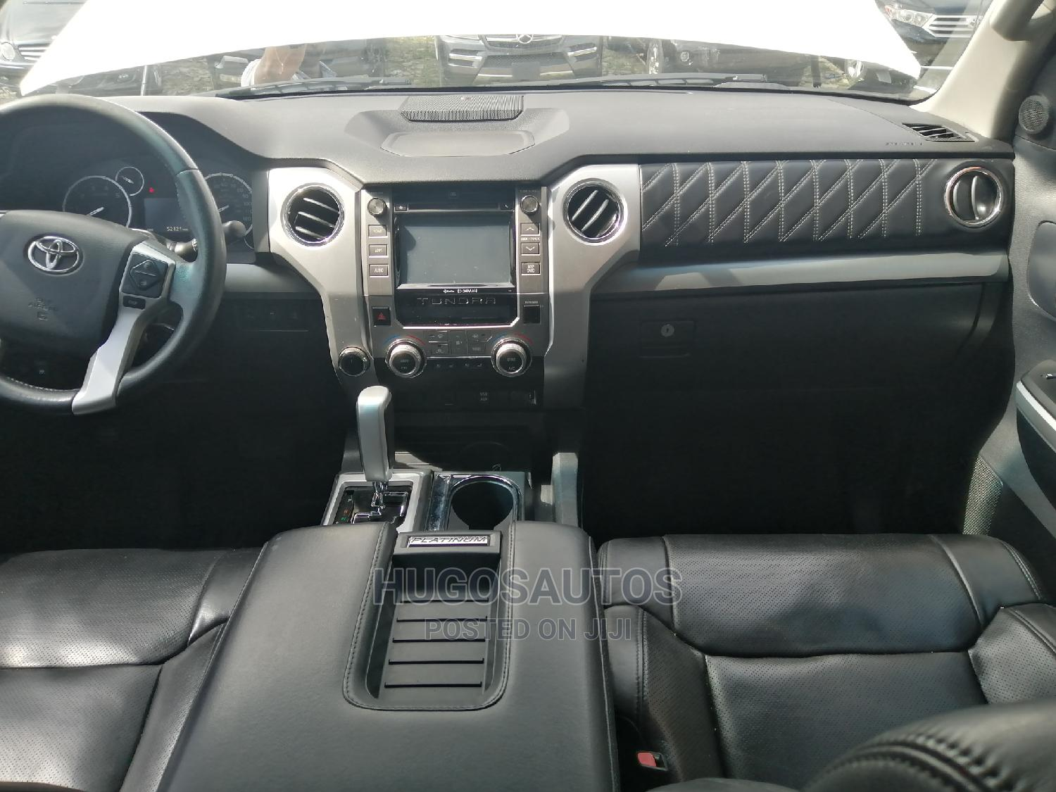 Toyota Tundra 2014 White   Cars for sale in Port-Harcourt, Rivers State, Nigeria