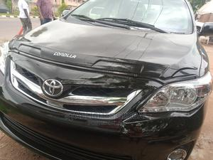 Toyota Corolla 2010 Black | Cars for sale in Lagos State, Ogba