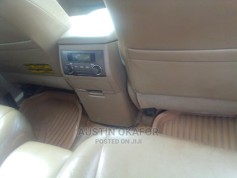 Archive: Toyota Highlander 2008 Black