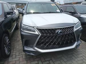Lexus LX 2016 570 Base Gray | Cars for sale in Lagos State, Lekki