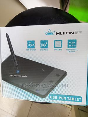Huion Usb Pen Tablet | Security & Surveillance for sale in Lagos State, Ikeja