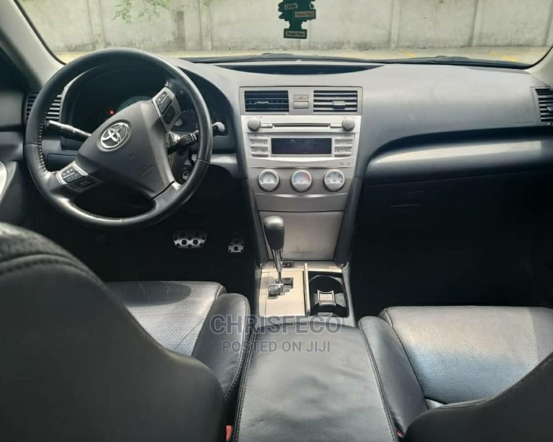 Toyota Camry 2009 White | Cars for sale in Ikeja, Lagos State, Nigeria