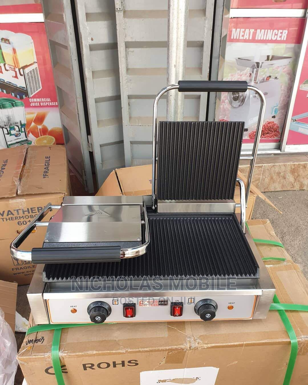 Archive: Double Imported Shawarma Toaster