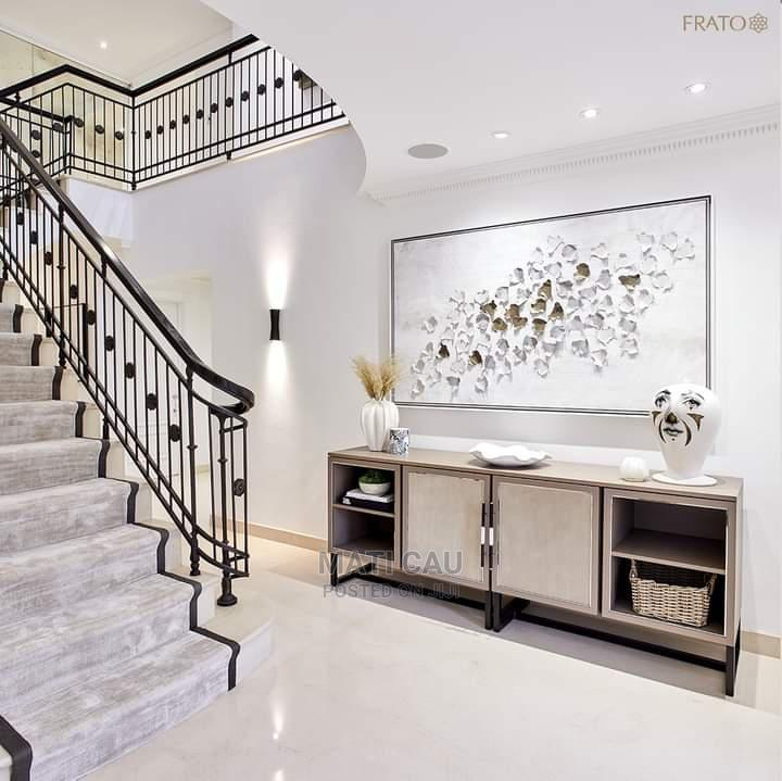 Luxury Staircase Interior Decoration | Building & Trades Services for sale in Ikoyi, Lagos State, Nigeria