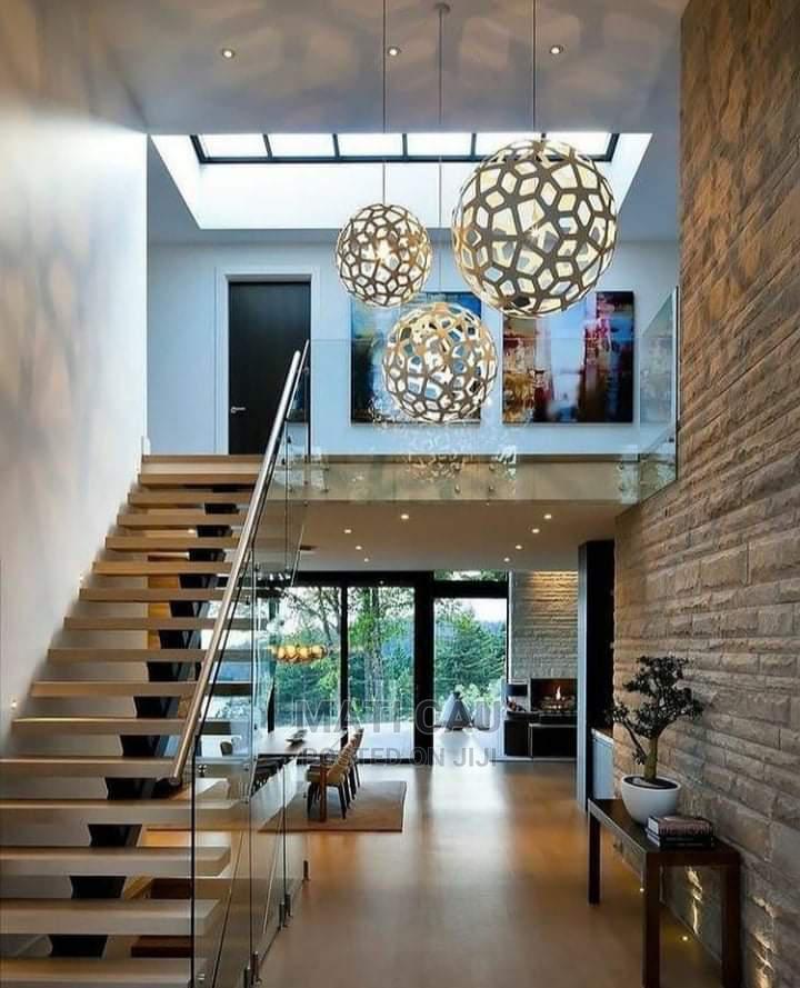 Luxury Staircase Interior Decoration
