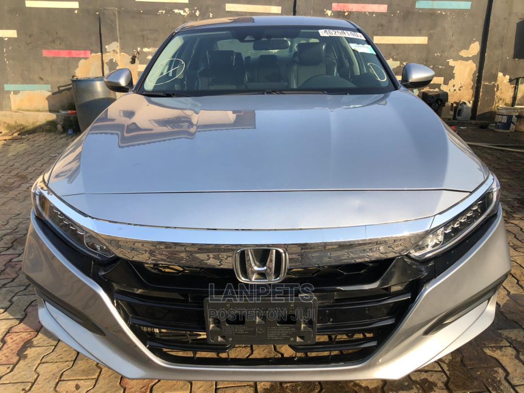 Honda Accord 2020 Silver