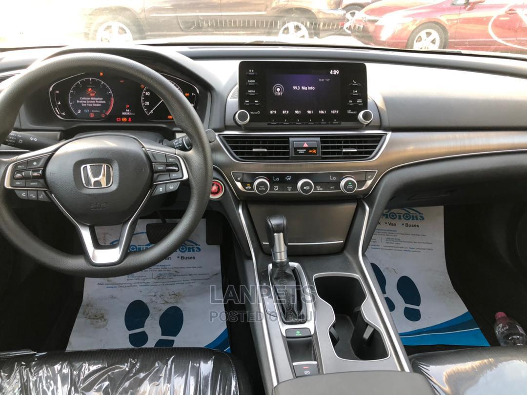 Honda Accord 2020 Silver | Cars for sale in Ikeja, Lagos State, Nigeria