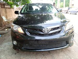 Toyota Corolla 2012 Black | Cars for sale in Abuja (FCT) State, Asokoro