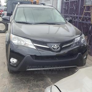 Toyota RAV4 2013 Black | Cars for sale in Lagos State, Kosofe