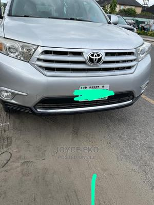 Toyota Highlander 2013 Limited 3.5l 4WD Silver   Cars for sale in Delta State, Warri