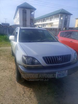 Lexus RX 1999 300 Silver   Cars for sale in Bayelsa State, Yenagoa