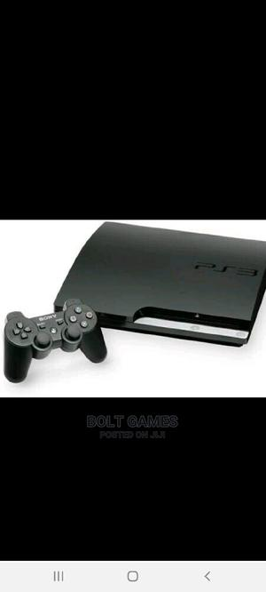 Playstation 3 Slim With 10 Games | Video Game Consoles for sale in Lagos State, Lekki