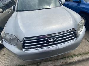Toyota Highlander 2009 Sport 4x4 Silver | Cars for sale in Lagos State, Amuwo-Odofin