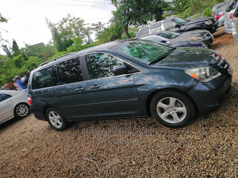 Honda Odyssey 2007 Gray