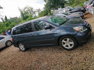 Honda Odyssey 2007 Gray | Cars for sale in Abuja (FCT) State, Gwarinpa