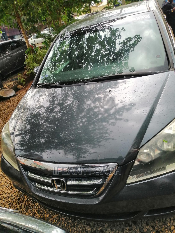 Honda Odyssey 2007 Gray   Cars for sale in Gwarinpa, Abuja (FCT) State, Nigeria