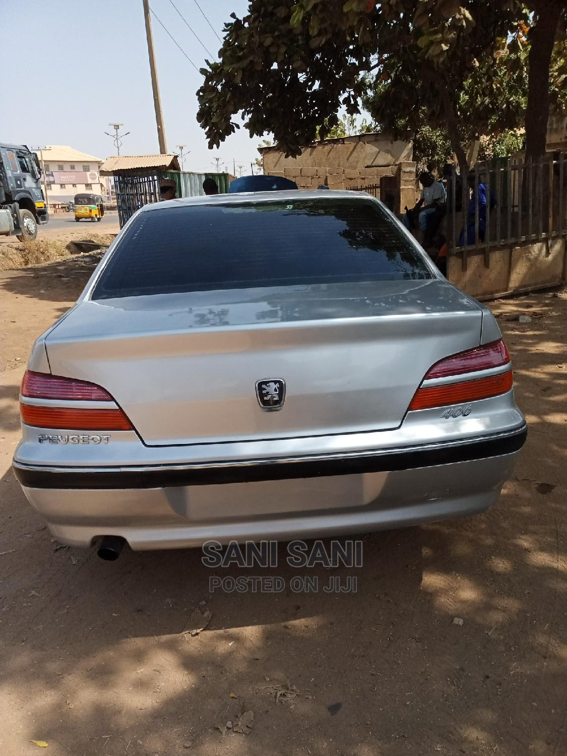 Archive: Peugeot 406 2004 Coupe Silver