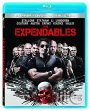 Original New The Expendables [Blu-ray + DVD + Digital Copy] | CDs & DVDs for sale in Lagos State