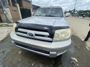 Toyota 4-Runner 2004 Limited 4x4 Silver | Cars for sale in Lagos State, Amuwo-Odofin