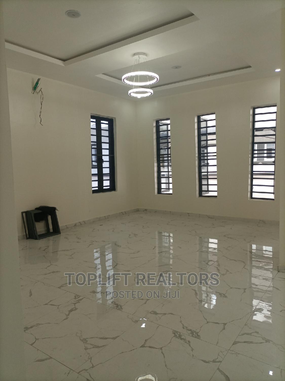 New 5 Bedroom Detached Duplex With BQ