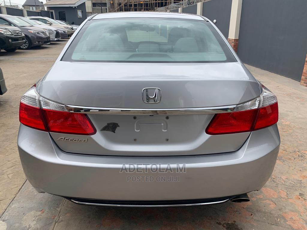 Honda Accord 2014 Silver | Cars for sale in Ibadan, Oyo State, Nigeria