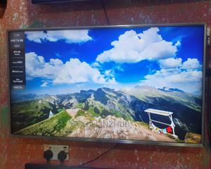 UK Used 43 Inches LG Smart UHD 4k LED-43UJ65 | TV & DVD Equipment for sale in Lagos State, Ojo