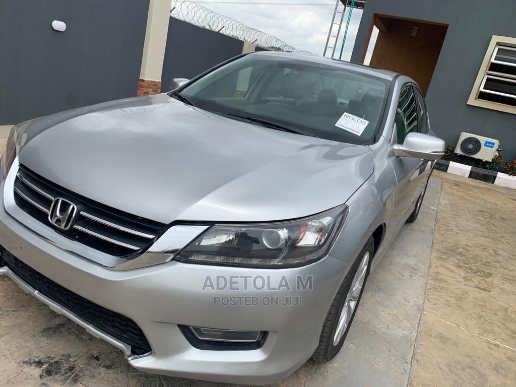 Honda Accord 2014 Silver