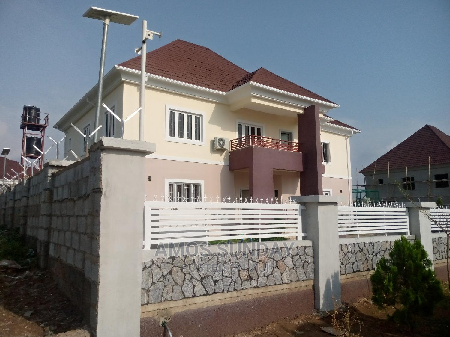5 Bedroom Detached Duplex at Belham Estate- Abuja Nigeria | Houses & Apartments For Sale for sale in Gwarinpa, Abuja (FCT) State, Nigeria