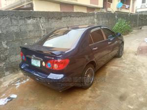 Toyota Corolla 2007 Blue   Cars for sale in Lagos State, Ejigbo