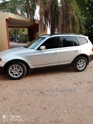 BMW X3 2005 2.5i Silver   Cars for sale in Niger State, Minna