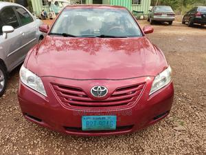 Toyota Camry 2009 Red   Cars for sale in Abuja (FCT) State, Katampe