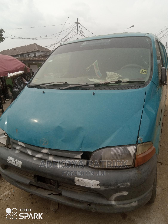 Toyota Hiace Bonnet   Buses & Microbuses for sale in Shomolu, Lagos State, Nigeria